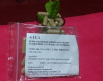Kila capsules